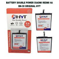 BATTER DOUBLE POWER XIAOMI REDMI 4A BN-30 ORIGINAL HYT