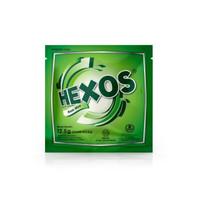 Permen HEXOS mint