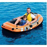 Perahu karet pelampung bestway boats pompa tiup angin udara dewasa