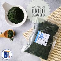 Aonori Dried Seaweed | Taburan Takoyaki | Bubuk Nori 20 gr