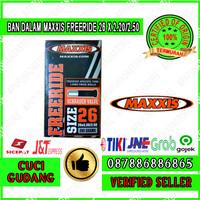 JUAL MURAH BAN DALAM MAXXIS FREERIDE 26 x 2.20/2.50