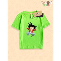 Kaos Baju anak Kids Goku Baby Dragonball dragon ball