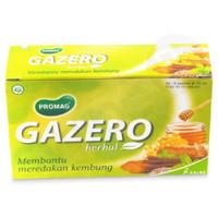 Promag Herbal(Gazero) Kalbe cair obat maag dus 6 sachet