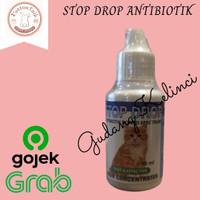 Stop Drop 30 ml Antibiotik Untuk Kucing