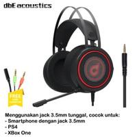 dbE GM100 Headphone Headset Gaming