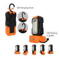 TaffLED Senter LED Portable Gantung + Magnet COB 200 Lumens CB601