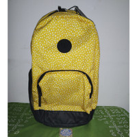 Tas Backpack Hurley Blockade II Printe Bag Tas Ransel Original