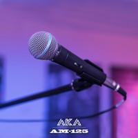 MIc AKA AM-125 - MIc Vocal - Dynamic Microphone - MIkropon Kabel AKA