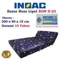 Kasur Busa Lipat INOAC EON D.23 Original 200 x 90 x 15 cm