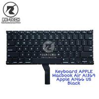 Keyboard APPLE Macbook Air A1369 Apple A1466 US Black