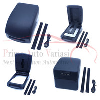 Console Box Xpander Armrest All New Livina Arm Rest Expander - HITAM