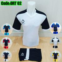 [ Spc 07 ] Baju Olahraga Jersey Bola Kaos Setelan Futsal Volly Specs