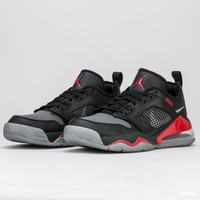 Sepatu Nike Air Jordan Mars 270 Low Black Red Camo