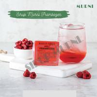 Bahan Sirup Murni - Coco merah