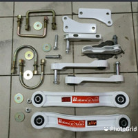 balance ARm js1 stabilizer Nissan Navara D40