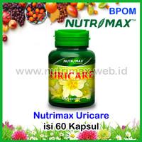 Nutrimax Uricare isi 60 Vitamin/Obat Herbal Untuk Penurun Asam Urat