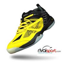 Sepatu Badminton Eagle SSPRO 1 (Kuning/Hitam)
