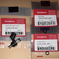 Injektor Injector Beat FI Lubang 6 Gress ORI Original AHM Honda KEIHIN