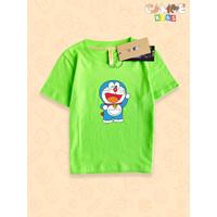 Kaos Baju anak Kids Doraemon future robot cat