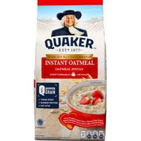 Quaker Instant Oatmeal 800gr | Quacker Instan Oat Merah