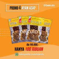 Ayam Asap / Sei Ayam BEKULO Paket PROMO