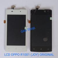 LCD OPPO R1001 FULLSET + TOUCHSCREEN ORIGINAL ( JOY )