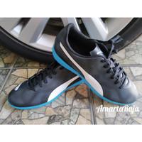 Sepatu Futsal Puma Rapido IT Original Hitam