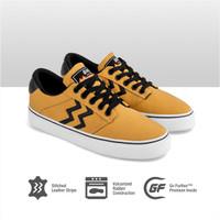 Geoff Max Official - Gavin Wheat White   Sepatu Pria   Sneakers Pria