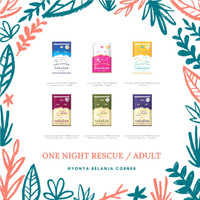 LULULUN MASK ONE NIGHT RESCUE SERIES & ADULT SERIES