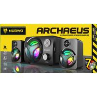 Speaker Nubwo NSB-F10 Archaeus - Speaker Bluetooth,USB,MicroSD,AUX,FM