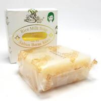KBROTHSIS RICE MILK SOAP - SABUN BERAS SUSU ORIGINAL BPOM - SABER