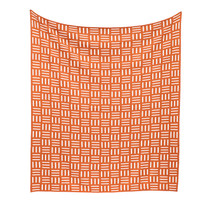 Selimut Blanket Kirapassa Bilik Medium Terracotta