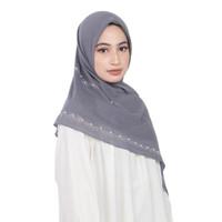 Umama Scarf - Kerudung Mutiara Segi Empat Tiara Plus