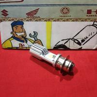 DOP LAMPU DEPAN LED 8W MIO NEW SPORTY J GT SOUL GT125 M3 YAMAHA MATIC