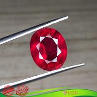 Batu Natural Ruby Red Pigeon Blood High Quality