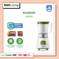 Philips Blender Plastik 1.25 Liter HR2057 HR 2057
