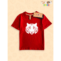 Kaos Baju anak Kids harimau macan tiger