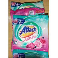 Deterjen Attack Plus Softener 1 Renceng