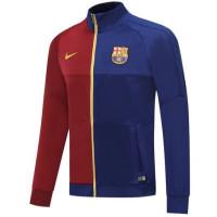 Jaket Bola Barcelona Grade Original Import Official Tim Top Produk