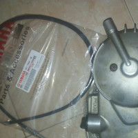 bak kopling auto smash bahan ORI + Kabel kopling new (baru)