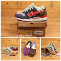 Sepatu ASC Gel Lyte III Sean Wotherspoon X Atmos Guranteed Store - 39, Full Collour