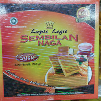 Kue Lapis Legit Sembilan Naga 800 gram