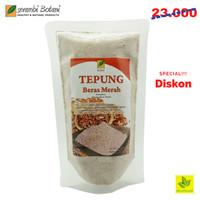 TEPUNG BERAS MERAH 250GR HEALTHY & NATURAL PRODUCTS