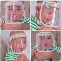 face shield bayi newborn