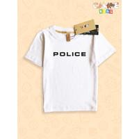 Kaos Baju anak Kids Polis Police security
