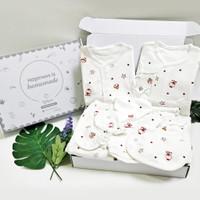 Baby Gift Set Premium / Baju Set Bayi Newborn / Hadiah Lahiran Bayi