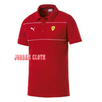 Polo shirt Tshirt Kaos Kerah Ferrari Best List