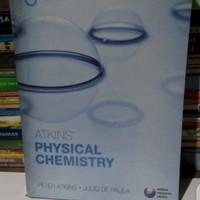 Buku Atkins Physical Chemistry