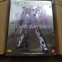 MG Unicorn Titanium Finish Ver ka