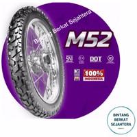 BAN MOTOR LUAR MIZZLE M 52 ( M52 ) 275 18 ( TUBETYPE) BAN LUAR 2.75 18